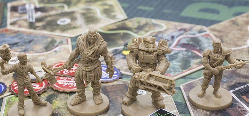 Anteprima sui superstiti del gioco da tavolo di fallout - Waterloo gioco da tavolo ...