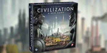 Anteprima del gioco da tavolo Sid Meier's Civilization: A New Dawn