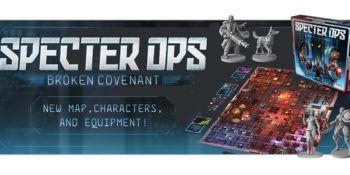 Plaid Hat annuncia un'espansione stand-alone per Specter Ops dal titolo Broken Covenant