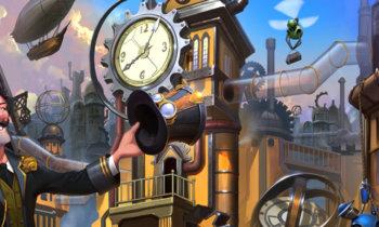 ll co-designer di Sagrada tenta di resuscitare City of Gears dopo sei anni di sviluppo
