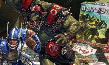 Blitz Bowl: il nuovo spin-off di Blood Bowl