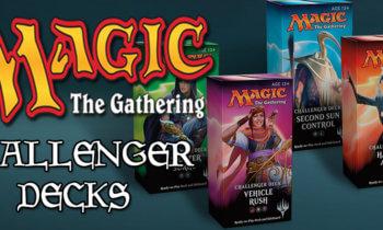 Challenger Deck: recensione dei nuovi deck competitivi di Magic the Gathering
