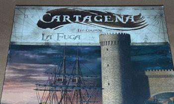 Giochi… a tavola 4: Cartagena/Grog