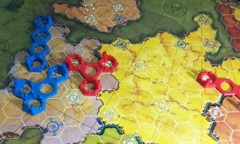 Recensione Gonzaga: un gioco di piazzamento feudi alla conquista dell'Europa