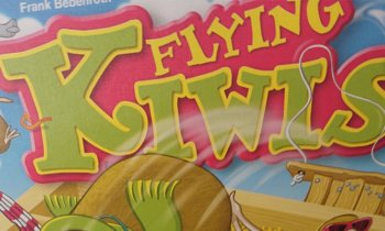 Recensione Flying Kiwis: Divertimento volante!