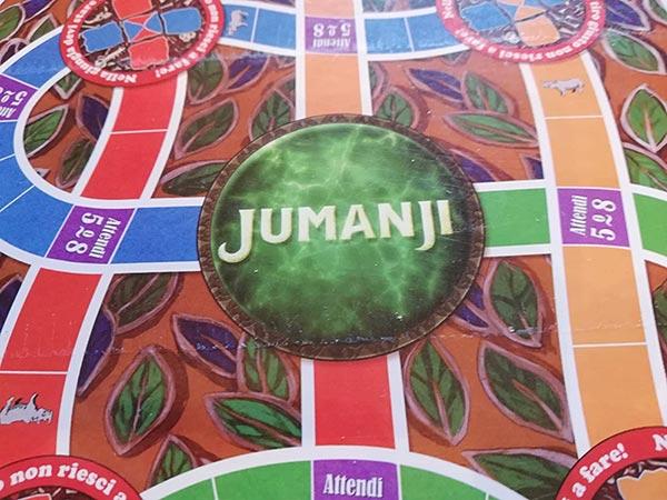 Mini recensione jumanji pronti ad avventure nella giungla - Jumanji gioco da tavolo ...