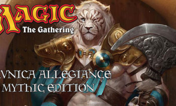 Ravnica Allegiance Mythic Edition di Magic the Gathering