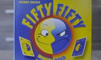 Fifty Fifty: Quando L'equilibrio E' Tutto Per Vincere!