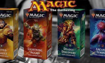 Challenger Deck 2019 di Magic the Gathering: la Recensione