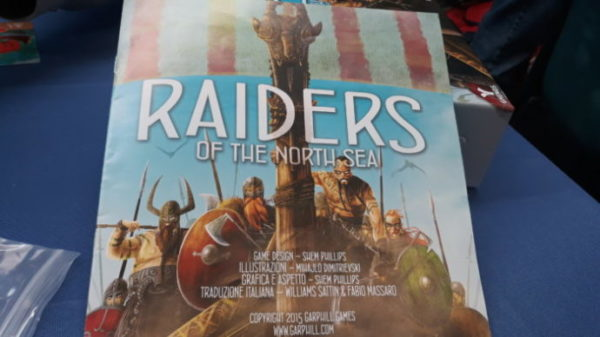Raiders of the North Sea 5