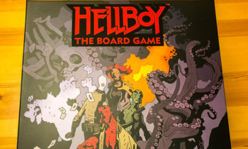 [Unboxing] Hellboy kickstarter edition by Mantic Games